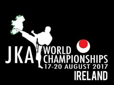 Campeonato Mundial JKA 2017 –  Irlanda