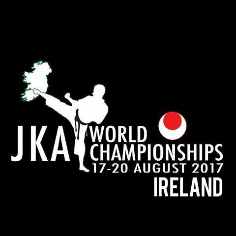 logo 14º campeonato mundial jka
