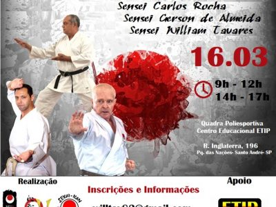 Open Training Karate Shotokan